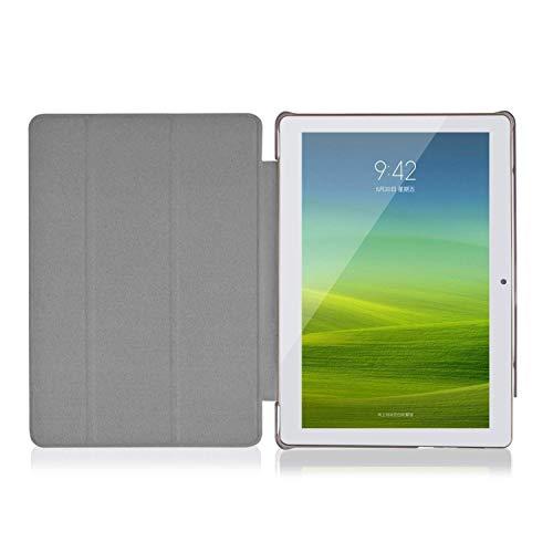 YOTOPT Tablet Hülle 10.1 10.1,LNMBBS 10.1,Beneve 10.1 Zoll, ACEPAD A121/ A140 / A101, Tagital Quad Core 10.1, Yuntab 3G 10.1 / K107, BEISTA 10, Artizlee ATL-31 / ATL-21T, Gold