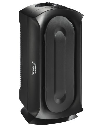 air purifier with reusable filter - 1