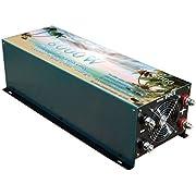 16000W peak 8000W Modified Sine Wave Power Inverter DC 12V to AC 110V , Car power tool