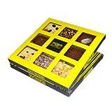 Bachhalm Genussbox'GELB' Schokolade 135g