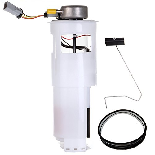 ECCPP Electric Fuel Pump Module Assembly w/Sending Unit Replacement for Dodge Ram 1500 2500 3500 1996 1997 1996 1997 V6-3.9L V8-5.2L 5.9L V10-8.0L E7093M