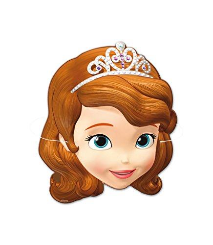 Disney Princesse Sofia – 6 caretas (Verbetena 014000801)