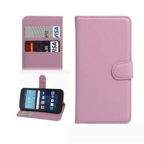 Wckxy HNZZ Caja del teléfono for LG K7 Litchi Textura Horizontal Flip...
