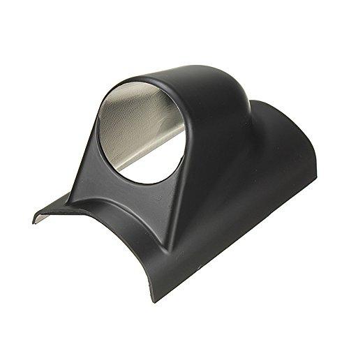 Mintice 2 Pulgada 52mm Universal Aspecto único Soporte Gauge Vaina Calibre Orificio Gauge Pod Bracket Instrumento Plana