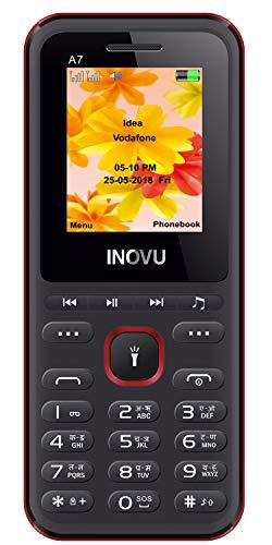 Inovu A7 Dual Sim Mobile Phone with 1000 mAh Battery an