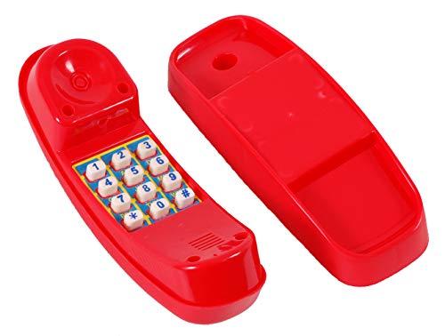OTITU JUST Fun Spieltelefon – Rot