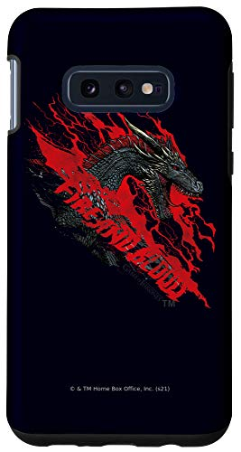 Galaxy S10e Game of Thrones Fire and Blood Dragon Case