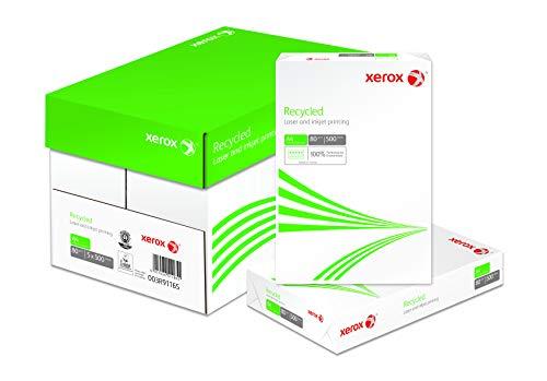Xerox Papel Recycled 5x 500hojas (1cartón X 5Pa