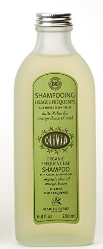 Marius Fabre Olivia Bio Shampoo für häufige Haarwäsche, 230 ml