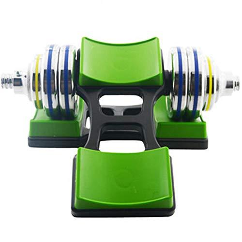 libelyef 1 Paar Hantel Rack Hand Gewicht Turm Stehen Gym Hantel Halterung Fitness Gewicht Haushalts Lagerung Hantel Halter Für Gym Organisation