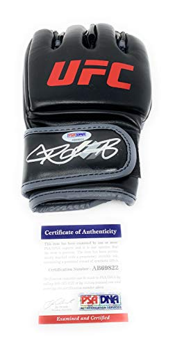 Ronda Rousey Signed Autograph UFC Boxing Glove PSA/DNA Authentic Certified