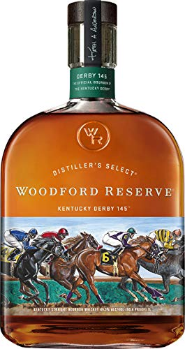 Woodford Reserve Derby Bottle 2017 Bourbon Whiskey 45,2% 1,0l Flasche