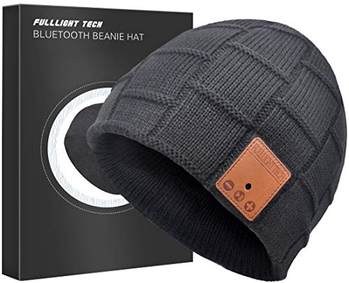 Upgraded V4.2 Bluetooth Beanie Hat...