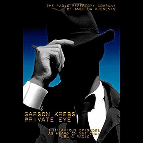 Garson Krebs, Private Eye audiobook cover art