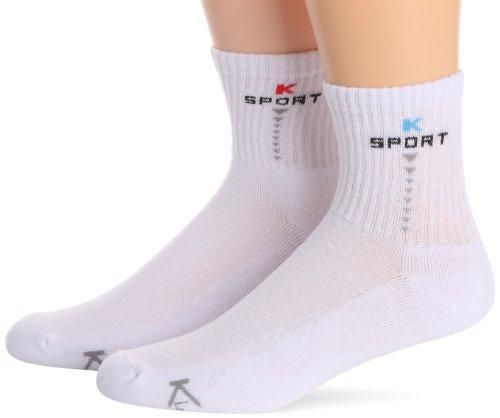 Kindy Herren 48000 Socken, Mehrfarbig (Blanc/Rouge/Bleu), (Herstellergröße: 39/42)