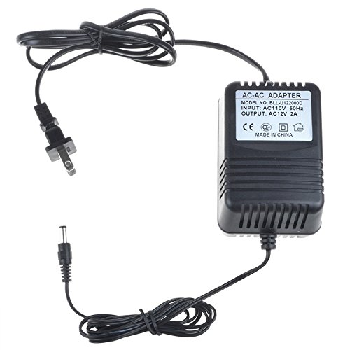 PK-Power AC Adapter for The Basement Watchdog AC1201600-1 AC Adapter 12VAC / AC12V 1015001; Videonics MX-1 NTSC Digital Audio Video Mixer Power Supply