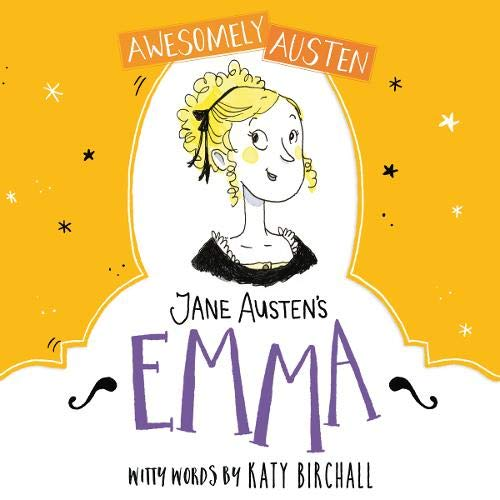 Jane Austen's Emma cover art