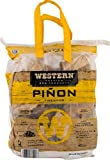 WESTERN 78104 Premium BBQ Products Pinon Firewood,865 cu in, twin, Brown