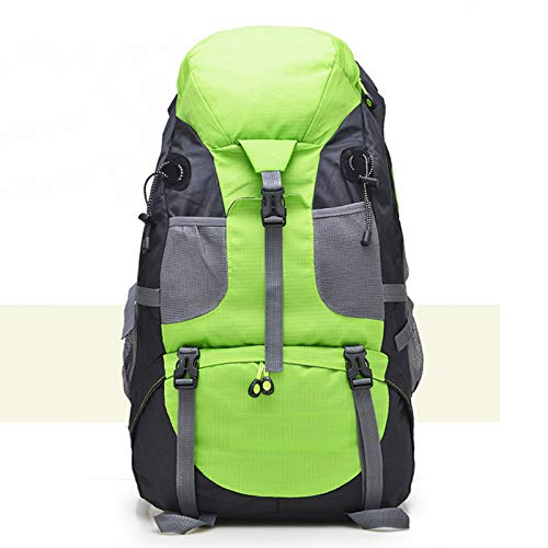 JICCH 1 Piezas Mochila de Senderismo Mochila de montañismo Portátil Mochila Trekking,Laptop Daypack,Durable Impermeable,para Escalada,Viajes,Actividades al Aire Libre