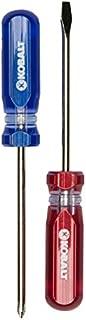 Kobalt Precision Small 3 inch Shaft 2-Piece Variety Pack Screwdriver Set