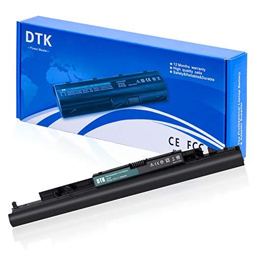 DTK JC04 Batterie Ordinateur Portable pour HP 240 245 250 255 G6 Pavilion 14 15 17-BS/BW 14G 15G-BR/BX 14Q 17-AK/BS 17G-BR 17Q-BU Series JC03 919700-850 HSTNN-DB8E TPN-129 et Plus [14.8V 2600mAh]