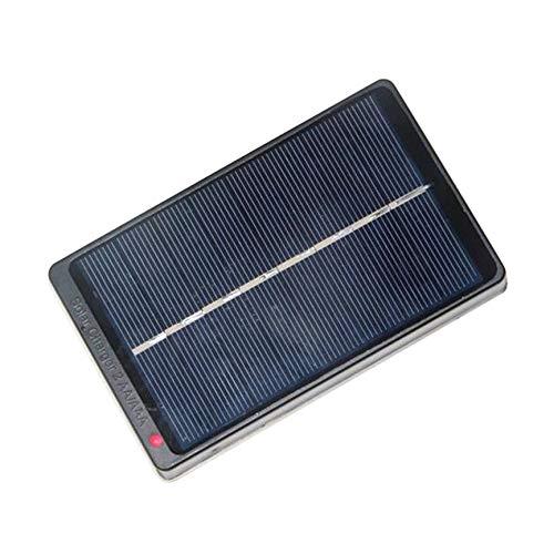 Peanutaod 1 Watt 4 V Solar Panel Board Ladekasten Ladegerät Energie Lade Netzteil Box Für 2 * AA/AAA Akku