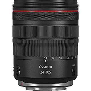 Canon Zoomobjektiv RF 24-105mm F4L IS USM für EOS R (77mm Filtergewinde, Bildstabilisator, Autofokus) schwarz (B07H94FVD8) | Amazon price tracker / tracking, Amazon price history charts, Amazon price watches, Amazon price drop alerts