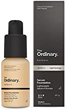 The Ordinary Serum Foundation 30ml Lightweight Pigment