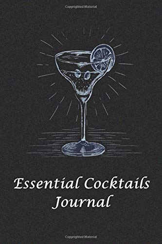 Essential Cocktails Journal