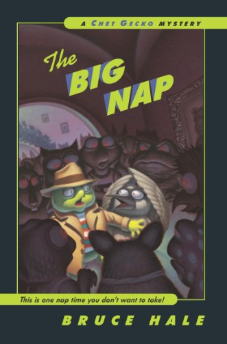 The Big Nap: A Chet Gecko Mystery (English Edition)