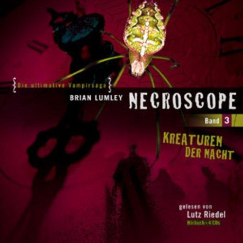 Kreaturen der Nacht (Necroscope 3) Titelbild