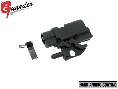 GUARDER 強化ホップアップチャンバー M1911/MEU ブラック M1911-21(A)