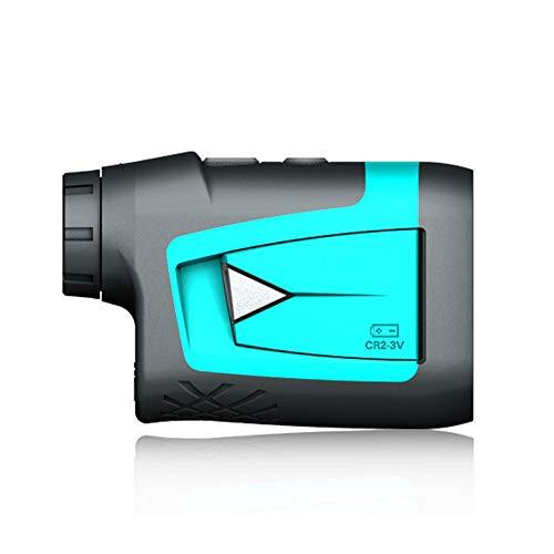 AIZYR Localizador Laser, Caza del Telémetro - Infrarrojos De Mano Regla Electrónica De Alta Precisión, Mini Portátil, Compensación Balística De Golf, Medida Rapida