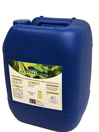 PLANTIFORCE (20 litros, 100% ecológico. Mayor Poder Fertilizante y protección fitosanitaria.