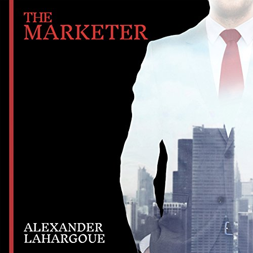 The Marketer audiobook cover art
