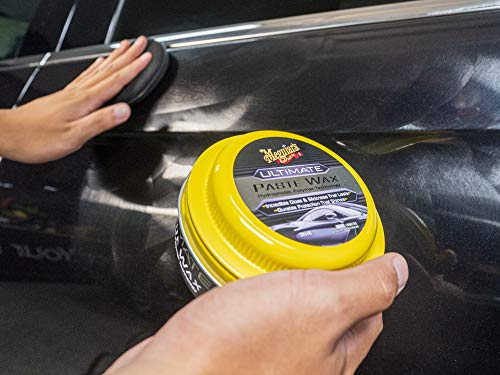 UPDATED 2021 Meguiars Ultimate Paste wax