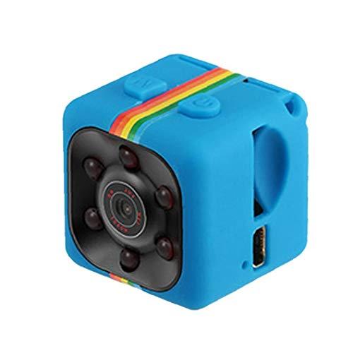 Ohomr Videocamera HD 1080p sensore di Movimento di Visione Notturna SQ11 Mini videocamera Micro Dvr Camara Sport DV Video Recorder Blu