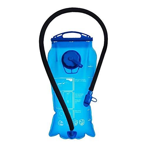 MLX 2L del Depósito Al Agua Mejorada A Prueba De Fugas De Agua Potable Restauración De Reemplazo De La Vejiga De Hidratación De Reproducción Válvula Escalada Ciclismo LQHWSD