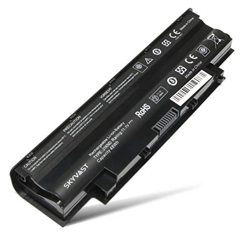 11.1V 48Wh J1KND Battery for Dell Inspiron N3010 N4010 N5010 N7010 13R 14R 15R 17R M5110 M4110 Laptop Notebook
