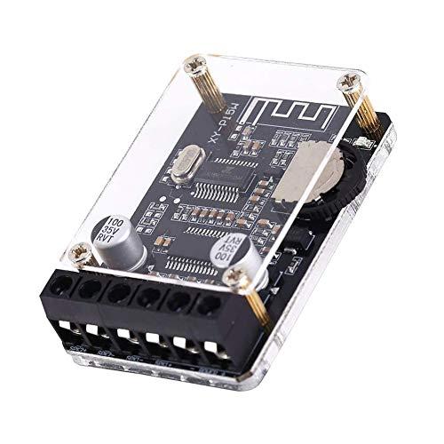 Bluetooth Receptor Junta Audio Estéreo Amplificador Módulo XY-P15W 12V 24V para Altavoz Inalámbrico DIY