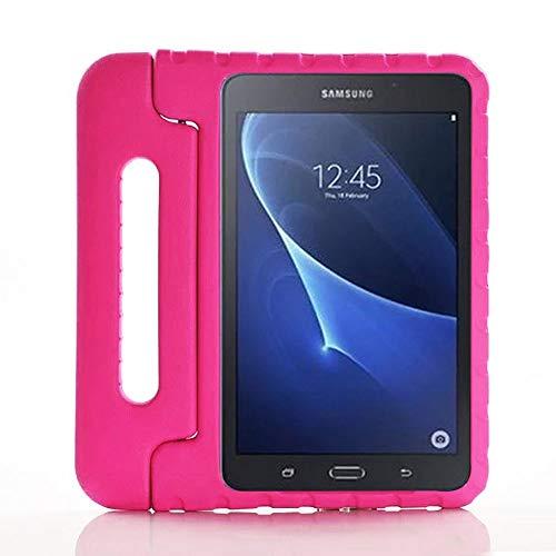 RZL Pad y Tab Fundas para Samsung Galaxy Tab A 10.1 T580 T585 T580N T585N, Caja de protección EVA Segura para niños con Tapa de Tableta Anti-Shock Anti-Shock para Samsung Galaxy Tab A 10.1
