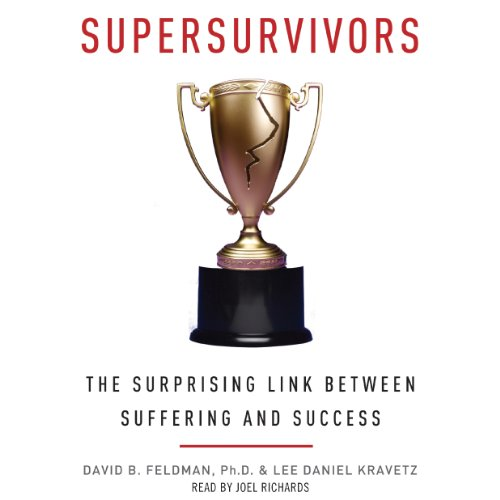 Supersurvivors audiobook cover art