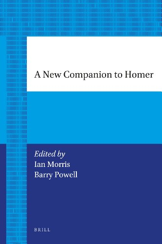 A New Companion to Homer (Brill's Paperback Collection / Classical Studies)