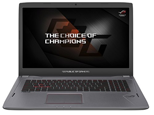 Asus ROG Gaming Laptop GTX1060 1TB+256GB Titanium Gold
