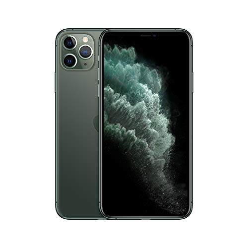 Smartphone Apple iPhone 11 Pro Max 256GB Midnight Green (Desbloqueado)