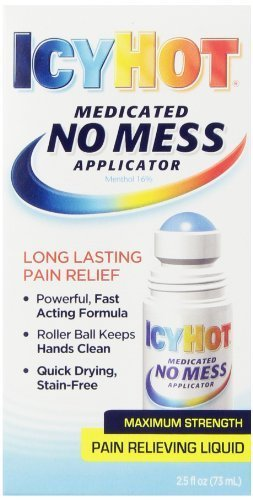 Icy Hot No Mess Applicator, 2.5 Ounce by Icy Hot