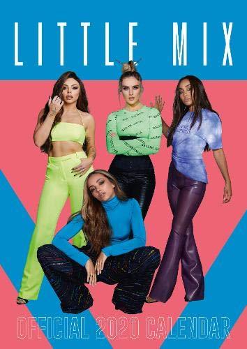 Little Mix 2020 Calendar - Official A3 Wall Format Calendar