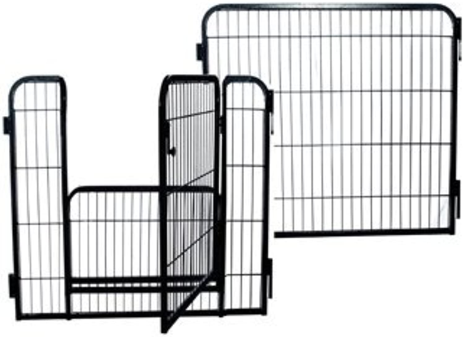 31ins set of gated   plain panels to extend Crufts Freedom Play Pen  27ins high