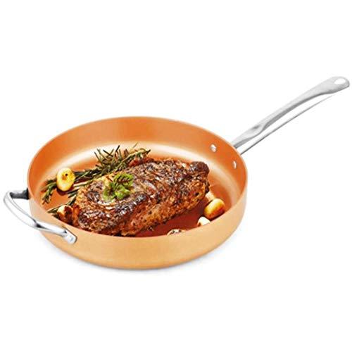 Sartén para chef, sartén antiadherente clásica, todo en uno, sartén para tortillas, sartén para el hogar, sartenes de inducción para cocina, sartenes para restaurante, utensilios de cocina, sartén par