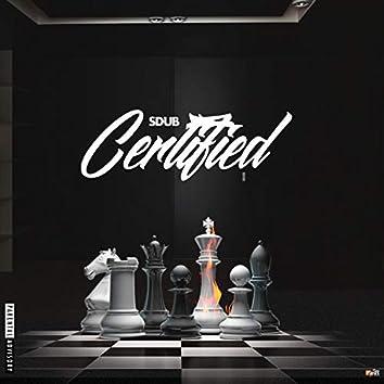 Certified (feat. Bl4de)